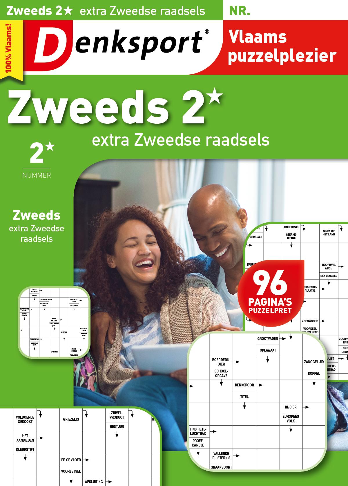 Zweeds 2* extra zweedse raadsels Abonnement