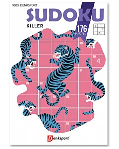 Sudoku Killer 3-5 * - Editie 1