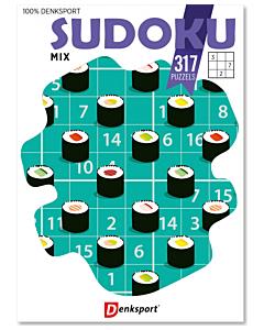 Sudoku Mix 3-5 * - Editie 1