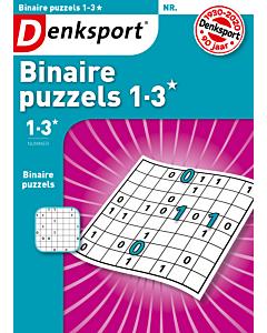 Binaire puzzels 1-3* - Editie 149