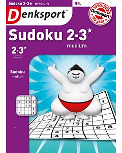 Sudoku 2-3* medium - Editie 148