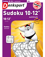 Sudoku 10-12* summum - Abonnement