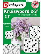 Kruiswoord 2-3* 100 raadsels - Abonnement