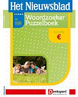 Het Nieuwsblad Woordzoeker Puzzelboek - Abonnement