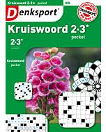 Kruiswoord 2-3* pocket - Abonnement