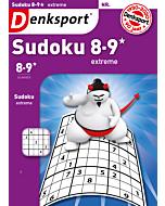 Sudoku 8-9* extreme - Abonnement