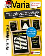 10 voor Taal - Varia taalpuzzels - Abonnement