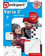 Varia 3* vakantieboek - Abonnement