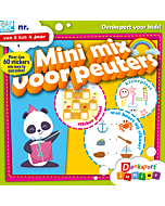 Mini mix voor peuters  - Abonnement