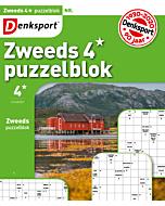 Zweeds 4* puzzelblok - Abonnement