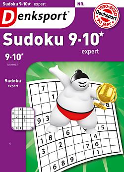 Sudoku 9-10* expert - Abonnement