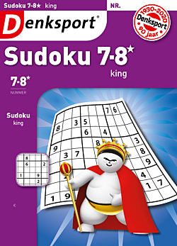 Sudoku 7-8* king - Abonnement