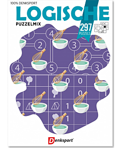 Logische Puzzelmix 3-4 * - Editie 1