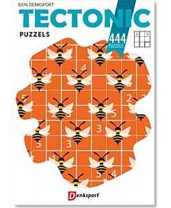 Tectonic Puzzels 3-5 * - Editie 1