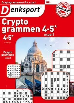 Cryptogrammen 4-5* expert - Abonnement