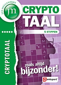 Jan Meulendijks - Cryptotaal 5* - Editie 275