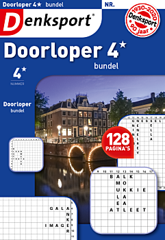 Doorloper 4* bundel - Abonnement