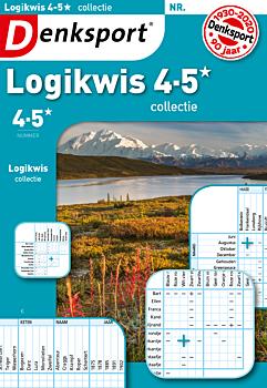 Logikwis 4-5* collectie - Editie 78