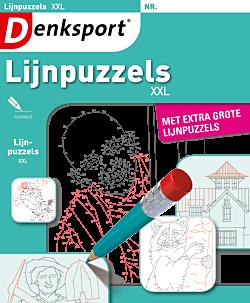 Lijnpuzzels XXL - Abonnement