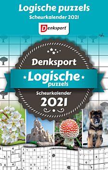 Logische puzzels 3* scheurkalender - Editie 2021