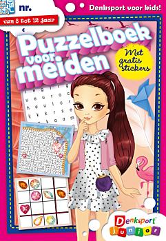 Puzzelboek voor meiden - Abonnement