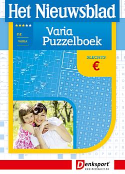 Het Nieuwsblad Varia Puzzelboek - Abonnement