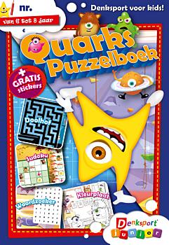 Quarks puzzelblok - Editie 15