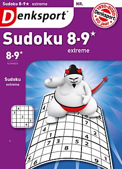 Sudoku 8-9* extreme - Editie 134