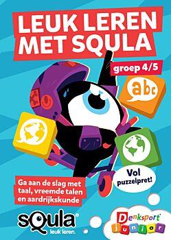 Leuk leren met Squla groep 4/5 - Editie 1
