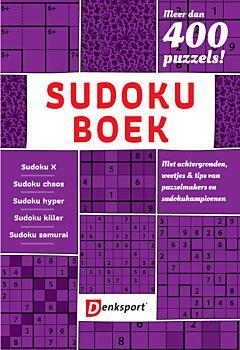 Denksport Sudoku boek - Editie 1