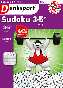 Sudoku 3-5* mix - Abonnement