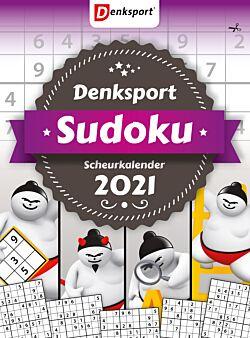Sudoku 3* scheurkalender - Editie 2021