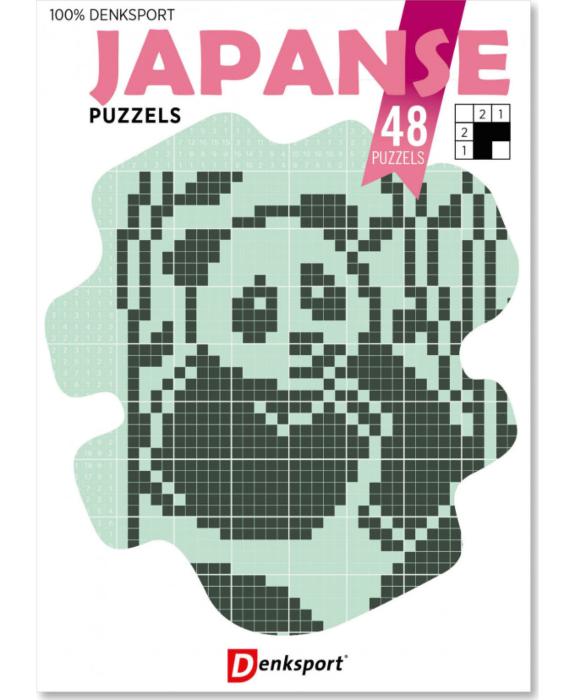 Afbeelding van Japanse Puzzels - Editie 1