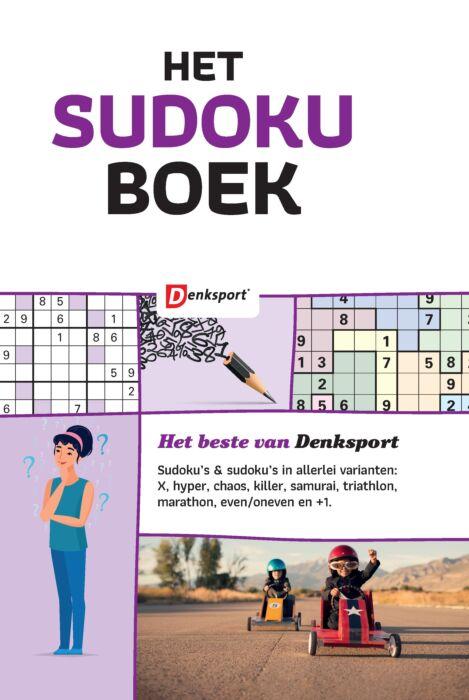 Afbeelding van Denksport - Het Sudoku Boek