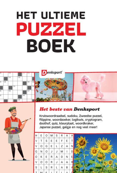 Afbeelding van Denksport - Het Ultieme Puzzelboek