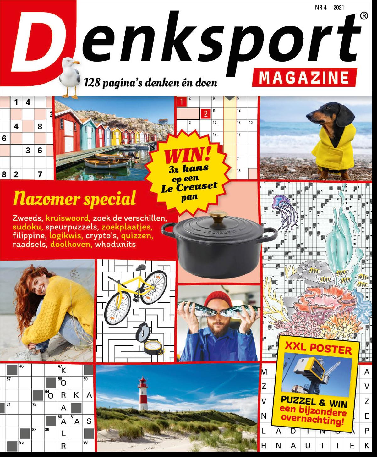 Afbeelding van Denksport Magazine - Editie 4
