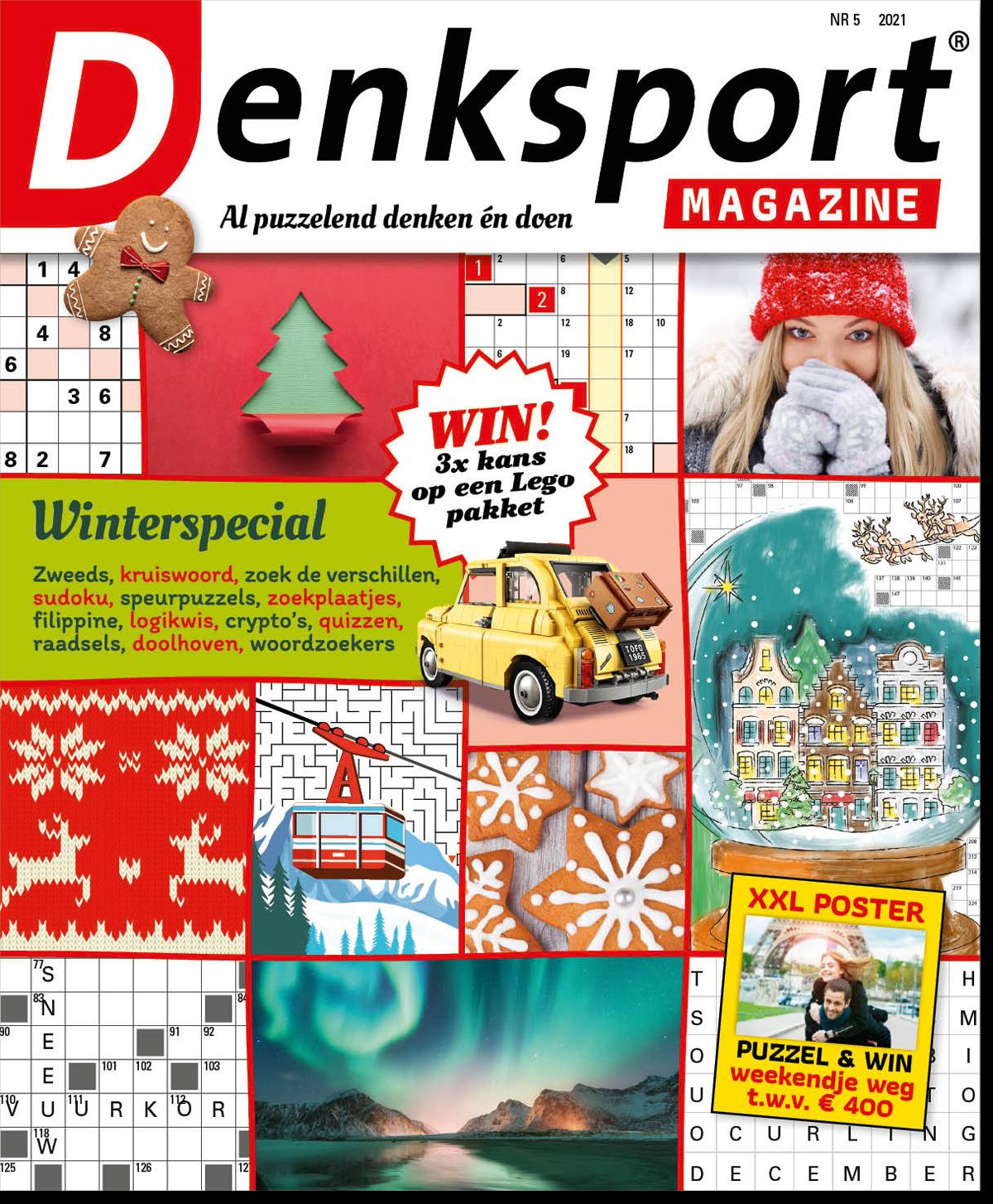 Afbeelding van Denksport Magazine - Editie 5
