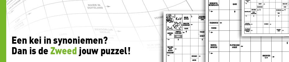 Zweedse puzzel categorie
