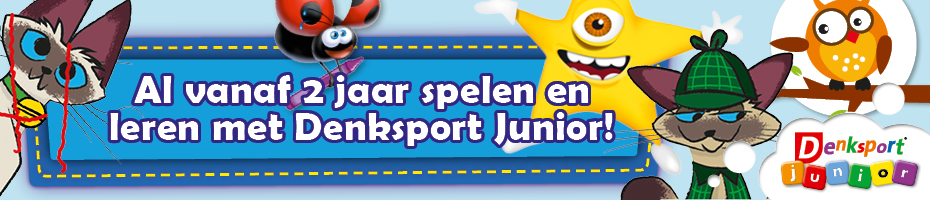 Denksport junior