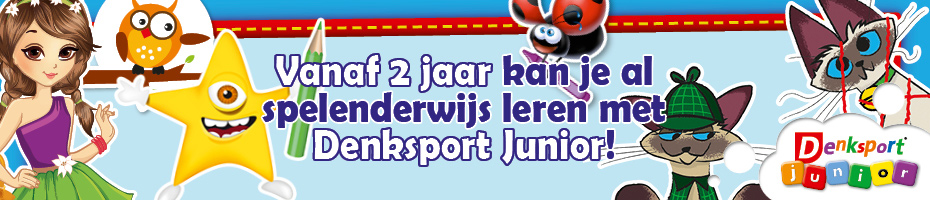 Denksport Junior Assortiment