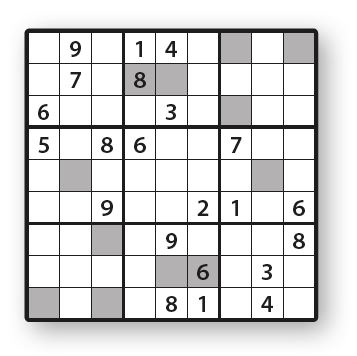 Sudoku 2468
