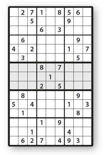 Sudoku twins